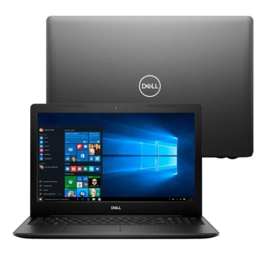 Notebook Dell Inspiration Go 4GB 500GB Windows 10