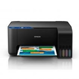Impressora Multifuncional Epson EcoTank L3150 - Tanque de Tinta com Wi-Fi Colorida USB