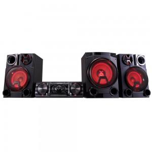 Mini System LG CM8460 Bluetooth USB Funções DJ 2250W