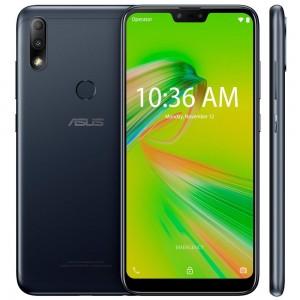 """Smartphone Asus ZenFone Max Plus (M2) ZB634KL Preto 32GB, Tela 6.2"""", Dual Chip, Câmera Traseira Dupla, Android 8.0, Processador Octa Core e 3GB RAM"""