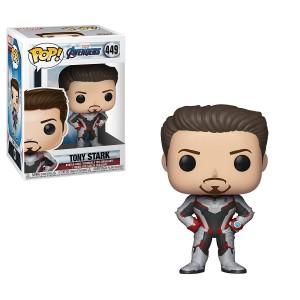 Funko Pop! Vingadores Ultimato - Tony Stark #449
