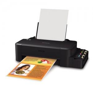Impressora Tanque de Tinta Epson EcoTank L120 Colorida